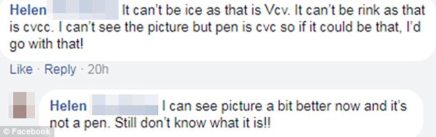 However, others pointed out that the answer could not be ice as it was not a CVC word, which consists of aconsonant, vowel, consonant