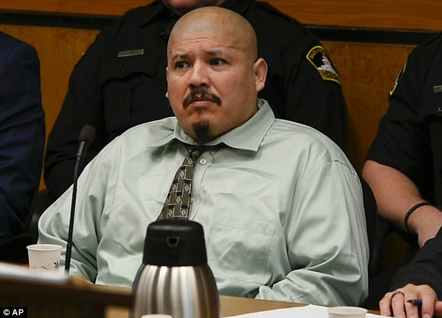 Bracamontes' attorney does not dispute that he shot the deputies; The lawyer is arguing that his client was high on methamphetamines at the time of the murder and is mentally ill today