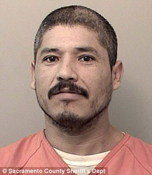 Bracamontes is seen here in a mugshot from October 2014
