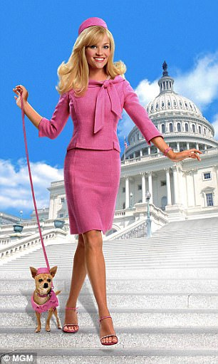 AnnaLynne McCord Looks Legally Blonde In Bright Pink Suit