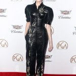Hell for Leather :Allison Williams' Style at the Producers Guild Of America Awards