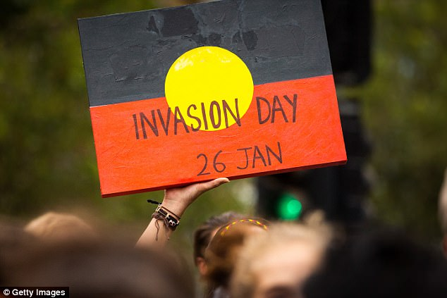 Ms Onus-Williams said the rally was protesting the abolition of Australia Day, not just pushing for the date to be moved