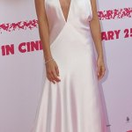 Vision In White:Margot Robbie's Style At I.Tonya Movie Preimere In Sydney