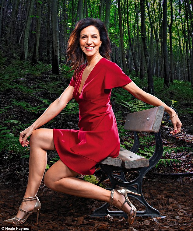 Julia Bradbury reveals how motherhood has changed her career and the benefits of walking as she stars in ITV show Britain's Favourite Walks: Top 100