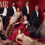 Hollywood Stars On The Cover of Vanity Fair Magazine