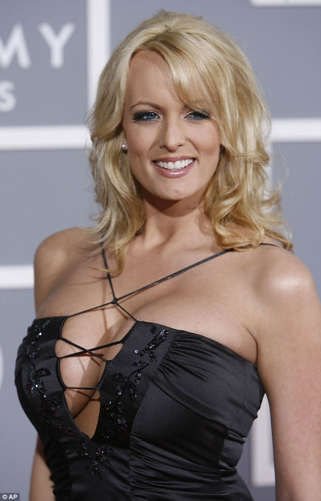 Stormy Daniels Threatened after alleged affair news