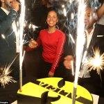 Alicia Keys Mark 37th Birthday In New York