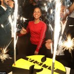 Alicia Keys Mark 37th Birthday In New York