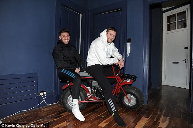 Ali Price And Finn Russell Ready To Motor With Scotland