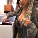 Pink Supports Kim Kardashian With Throwback Photo In Braids