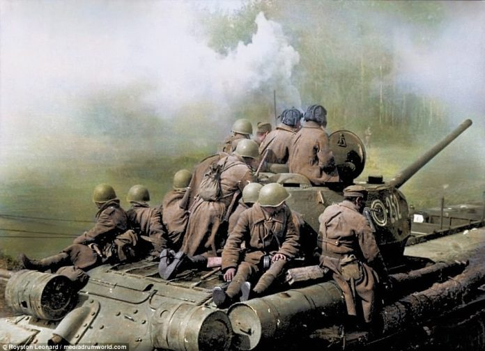 The battle cost the German army a quarter of everything it possessed by way of material - guns, tanks and munitions. It was a defeat from which it never recovered