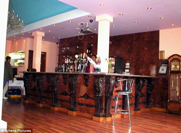 The couple had planned to enjoy a romantic evening at the Prince of Bengal restaurantin Tonypandy, Rhondda, South Wales
