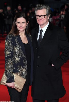 Rachel Weisz Flashes Some Skin at The Mercy Premiere in London