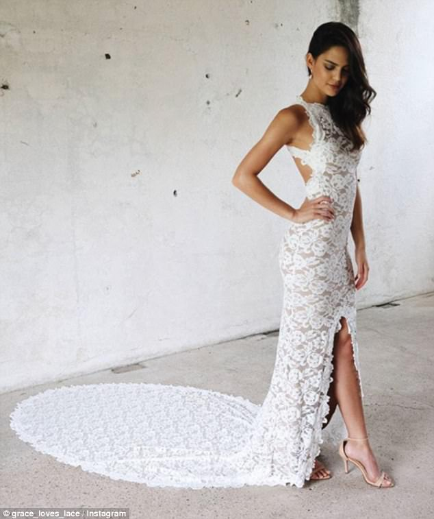Grace Loves Lace Launches Naked Wedding Dress Daily