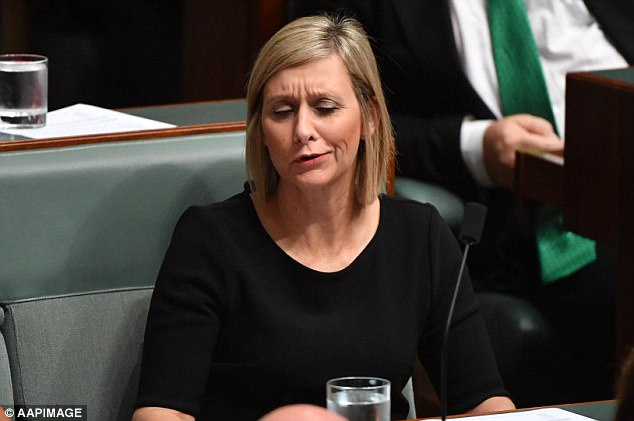 Image result for Former Labor MP Susan Lamb renounces British Citizenship, months after Emotional speech to Parliament