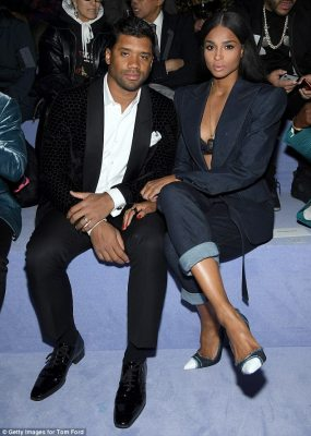 Ciara and Russell Wilson's Style In New York City