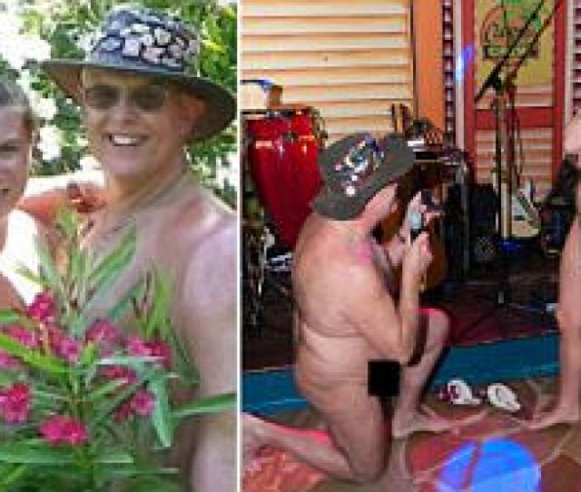 Nudist Proposed To His Partner Naked On Stage In Hampshire Daily