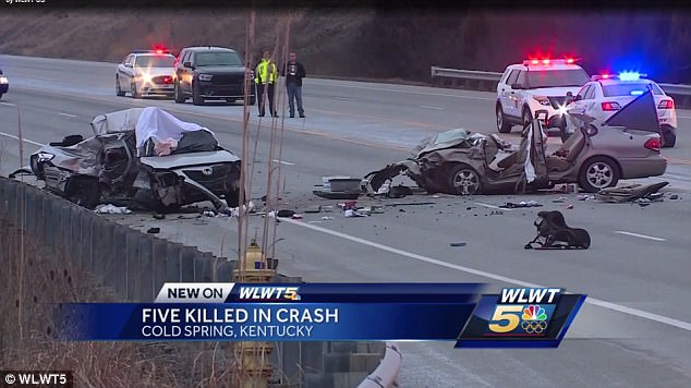 Car Crashes Months Apart Kill 9 Members Of Kentucky Family
