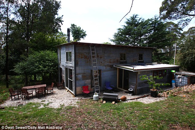 This is alleged to be the home of four circus-linked adults at the centre of child abuse claims