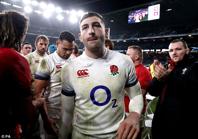 Jonny May is determined to hold onto the England No 11 shirt for the rest of the tournament
