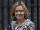 Police and Crime Commissioners already earn up to £100,000 a year, but Home Secretary Amber Rudd (above) has quietly ordered an official review that could see them paid even more