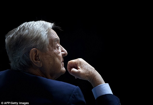 Over time, Soros' focus became gradually more political. In the Nineties he funded divisive campaigns to legalise marijuana and liberalise abortion in a number of American states