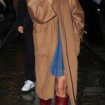 Irina Shayk's Style In New York City