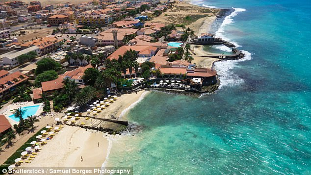 Holiday sickness experts have seen an increase in the number of complaints from holidaymakers who have visited Cape Verde (file image)