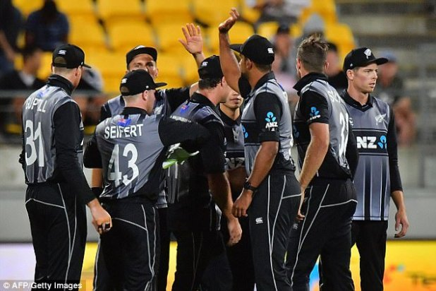 Both sides came into the clash on the back of defeats by Australia in the tri-series tournament