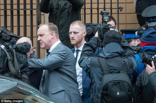 Stokes heard on Tuesday that his case has been sent to Bristol Crown Court for March 12