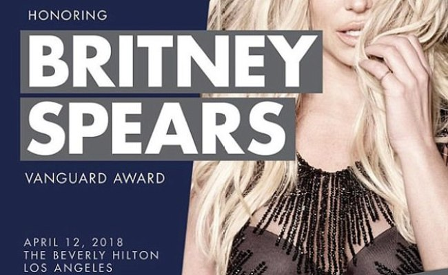 Britney Spears To Receive Vanguard Award From Glaad In La