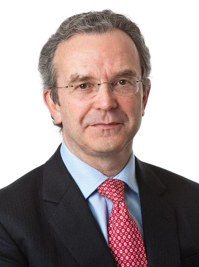 David Pitt-Watson (pictured) — Oxfam's honorary treasurer since 2011 — was finance director of the Labour Party from 1997-99
