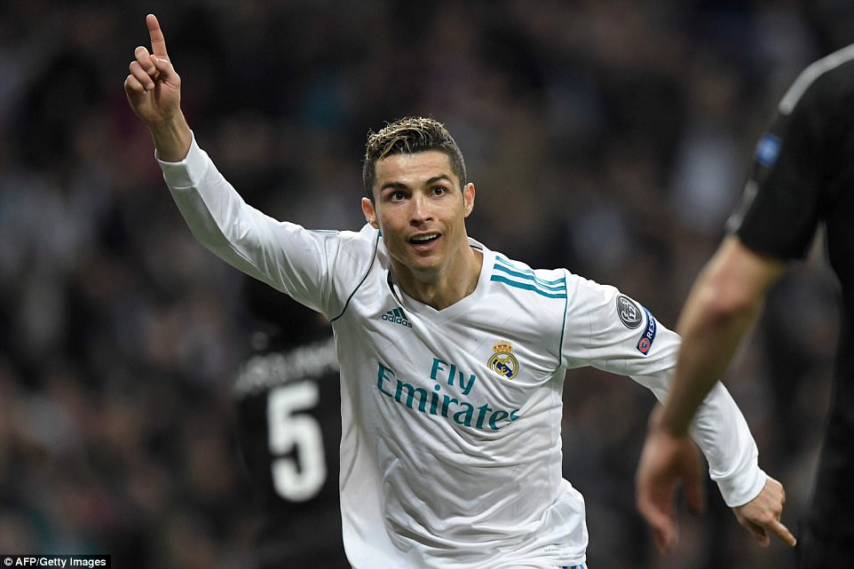 Cristiano Ronaldo's double helped Real Madrid come from behind to earn a crucial 3-1 win over Paris Saint-Germain