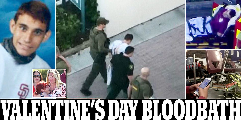 The Valentine's Day Massacre – GOP thinks more guns is the answer?