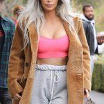 Kim Kardashian's Lazy Yet Expensive style in California