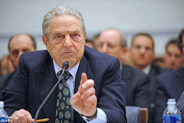 George Soros, one of the world's wealthiest men,agreed to pay big bucks to secure the regular assistance of one Tony Blair when he decided to help the president of aWest African country