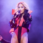 Feels Good to be Home: Rita Ora Performs at her home town to mark 10 years of Independence