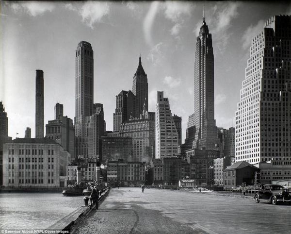Collection of 1930s New York photos show a changing city