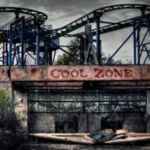 Welcome To Zombieland Images Of Theme Park Devastated By Hurricane Katrina Daily Mail Online