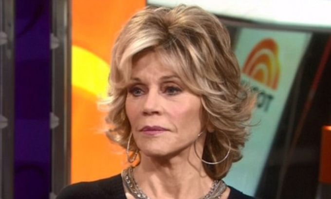 jane fonda, 76, opens up about 'trying to fit in' as a