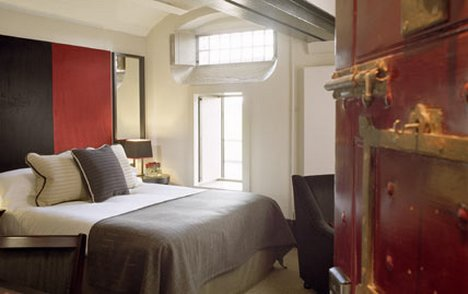 Oxford Malmaison From Dingy Medieval Prison to Luxury Hotel