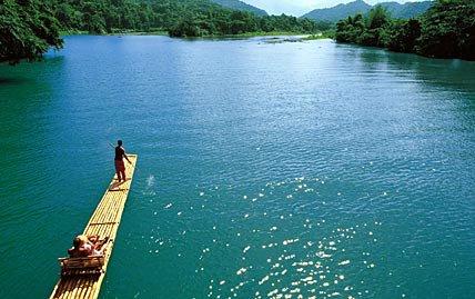 Blue Lagoon, Jamaica