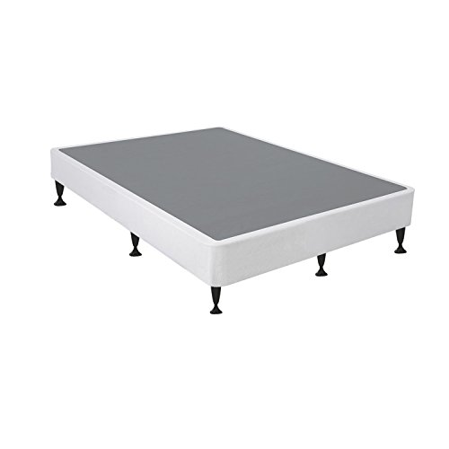 Mattress Solution Queen Size Metal Box Spring With 6