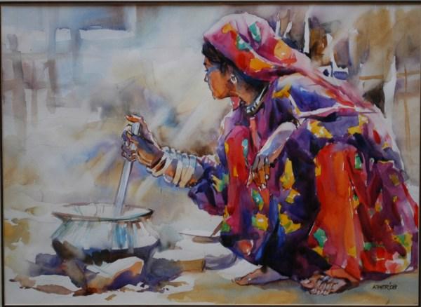 Feast Of Pakistani Paintings In London