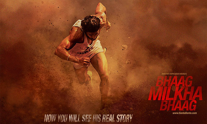 Willpower Quotes Wallpaper Bhaag Milkha Bhaag Mints Rs 8 5 Crore On Opening Day