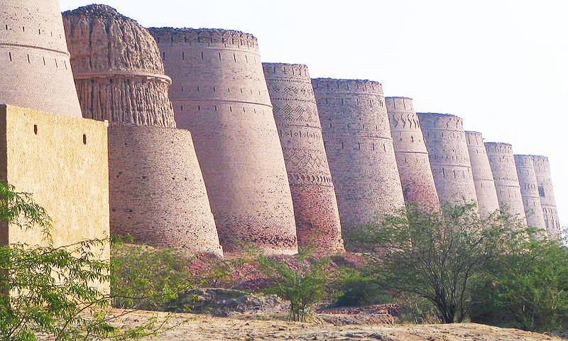 دراوڑ قلعہ، چولستان