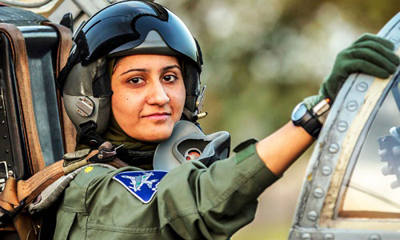 Ayesha Farooq, 26, Pakistan