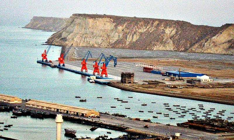A cornerstone of the Chinese investment project will be to develop the port of Gwadar, on the doorstep of the Middle East. - Courtesy Photo