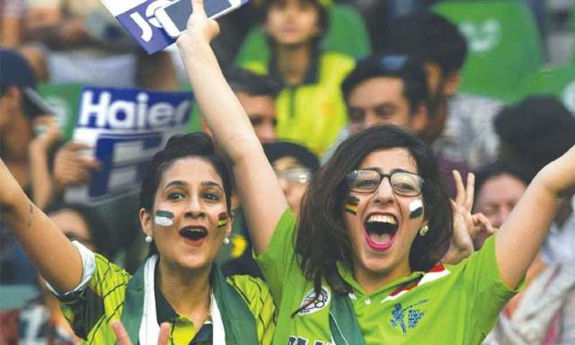 Image result for pakistan cricket fans