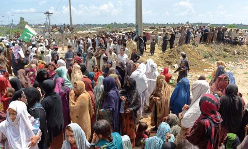 Image result for katchi abadi, pakistan, photos